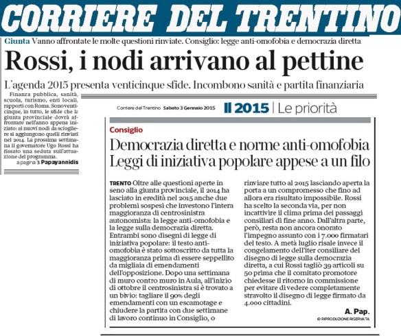 2015 01 03_corriere trentino_papayannidis