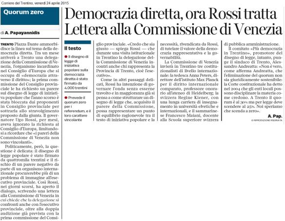 20150424_democrazia diretta_ora Rossi tratta