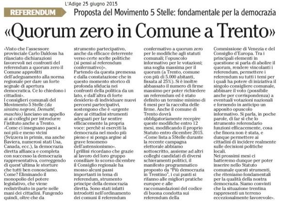 20150625_Quorum zero in Comune a Trento