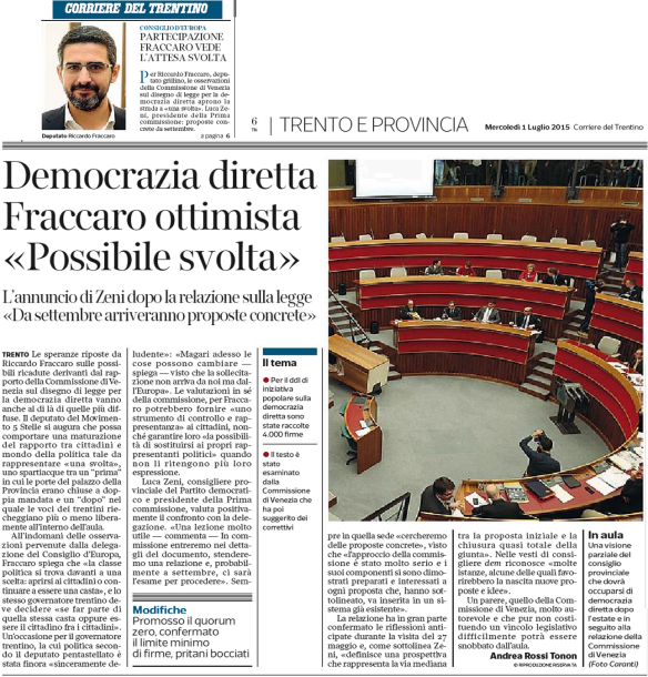 20150701_Democrazia diretta_Fraccaro ottimista