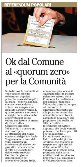 20150709_Quorum zero per la comunita vallagarina