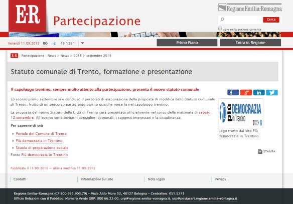 20150911_Partecipazione Emilia Romagna