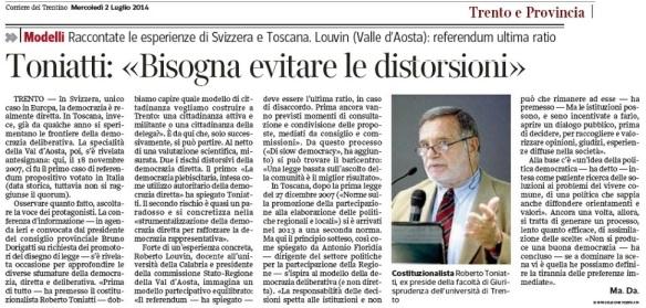 Corriere_Damaggio_Toniatti