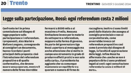 Legge referendum