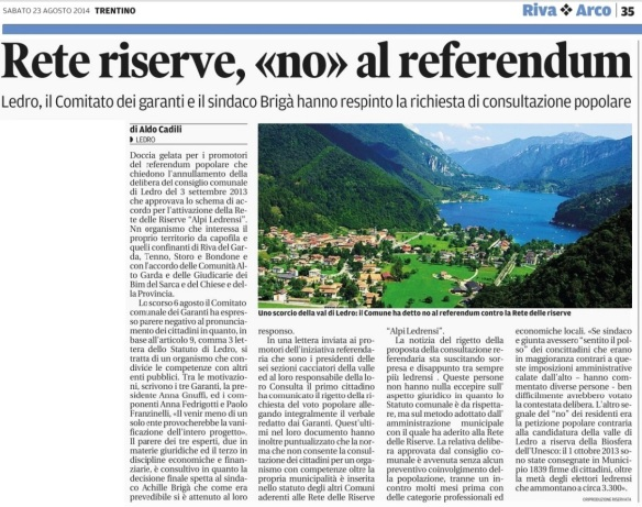 referendum negato_Val di Ledro
