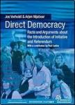 "La copertina del libro ""Direct Democracy"" di J.Verhulst e A.Nijeboer"