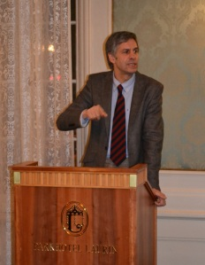 Gerald Häfner. Foto di Andreas Pichler
