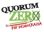 Quorum Zero e Più Democrazia