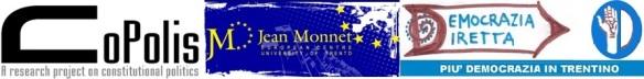 Copolis - Jean Monnet - Più Democrazia in Trentino