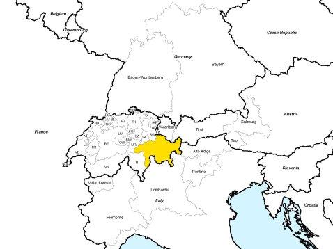 Cantone dei Grigioni