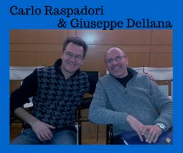 Carlo Raspadori & Giuseppe Dellana