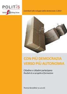 con piu democrazia verso piu autonomia