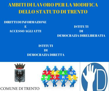 ambiti di lavoro_statuto Trento