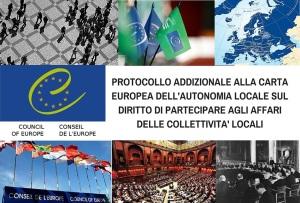 Protocollo addizionale alla Carta europea