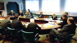 Prima Commissione su ddl democrazia diretta