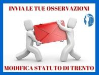 Modifica Statuto di Trento
