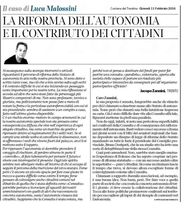 20160211_riforma autonomia_contributo cittadini