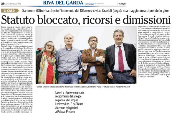 20160211_Statuto Riva_difensore civico Trento