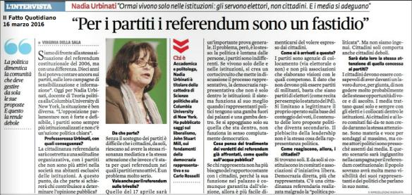 20160315_Intervista Urbinati su referendum