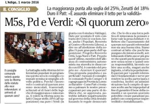 20160301_M5S PD Verdi_quorum zero